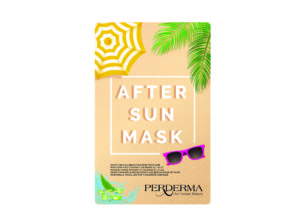 AFTER SUN MASK - PERDERMA - SOOTHING & CALMING - ALOE
