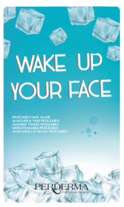 MASCHERA FREEZABLE FRONTE, PERDERMA, WAKE UP YOUR FACE