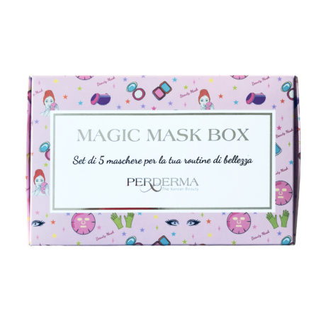 MAGIC MASK BOX